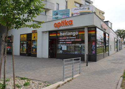 Herlango Purkyňova Brno