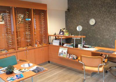 Prodejna Šlapanice interiér
